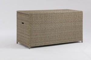 Outdoor Furniture Factory  RADOM Alum. Rattan  Cushion Box 100% Waterproof