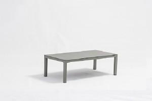 Garden Outdoor Furniture KOALA Classical Alum. Wicker Lounge 4pcs Set K/D With Soft Comfort Cushions