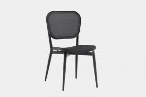 Outdoor Furniture OSLO Alum. Textilene Side Chair